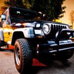 ВРФ отзываются 520 вседорожников Jeep Wrangler из-за подушек безопасности