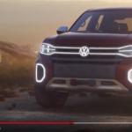 VW представил видеотизер вподдержку нового пикапа