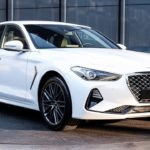 Genesis представила новый седан G70 для авторынка РФ
