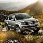 В Российской Федерации подорожал новый пикап VW Amarok
