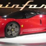 Pininfarina представит встолице Китая электрический гиперкар