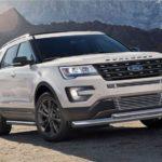 Форд в Российскую Федерацию привез улучшенный джип Ford Explorer
