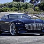 Benz выпустит чудный электроседан EQS к 2020г.