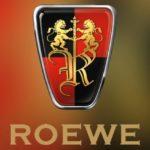 Новый позолоченный кроссовер Roewe RX5 представлен вКитае