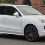 Порш представит купе Cayenne Coupe напоказе машин вПариже осенью этого года