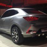 Китайская Borgward объявила цены нановый кроссовер BX6