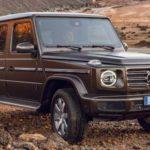 Benz продолжит выпуск прошедшего поколения G-Class