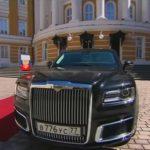 Амортизаторы для лимузина В.Путина сделаны вБашкирии