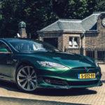 Голландцы изRemetzCar построили электромобиль набазе Tesla Model S