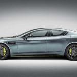 Астон Мартин представил новый «заряженный» седан Rapide AMR