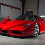 Суперкар Феррари Enzo Шумахера выставлен на реализацию