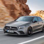 Benz выпустит две новые версии A-Class дляРФ