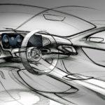 Benz рассекретил салон нового кроссовера Мерседес Бенс GLE