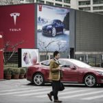 Tesla построит вКитайской народной республике завод попроизводству электромобилей