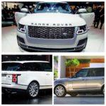 Лэнд-Ровер анонсировал появление в Российской Федерации нового Range Rover