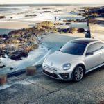 Новый VW Beetle превратят вчетырехдверный электрокар