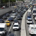 В российской столице увеличились продажи новых машин премиального класса