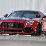 Prior Design представили пакет доработок для Mercedes-AMGGT S