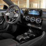 Рассекречен дизайн нового седана Mercedes