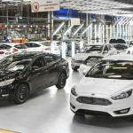 Три модели Форд всередине лета поднялись вцене на 10-20 тыс. руб.