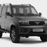 УАЗ расскажет оновом внедорожнике «Патриот» наМосковском автомобильном салоне