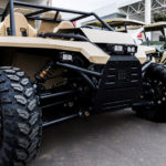 «Калашников» разработал высокоскоростной игибридный багги OV-2 для Минобороны Российской Федерации