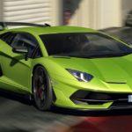 Вweb-сети опубликовали фотокарточку экстремального Lamborghini Aventador SVJ