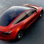 Tesla выпустила неменее 70 000 электрокаров Tesla Model 3