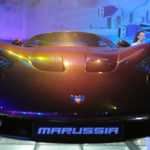 1-ый спорткар Marussia появился впродаже за10 млн руб.