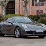 Порш 911 назван лучшим автомобилем года