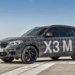 BMW анонсировал «заряженные» кроссоверы BMW X3 MиBMW X4 M