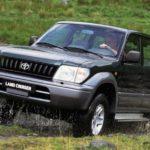 Автомобильные эксперты назвали топ-3 наилучших рамных джипа за500 тыс. руб.