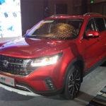 В «Поднебесной» стартовали продажи нового кроссовера Dongfeng Forthing T5