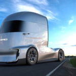 Форд продемонстрировал футуристичного «соперника» Tesla Semi