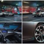 В Российской Федерации начались продажи нового седана Лексус ES