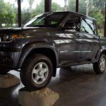 УАЗ начнёт поставки джипов вМексику