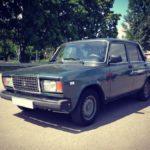 Назван ТОП-10 самых известных вРФ легковых авто