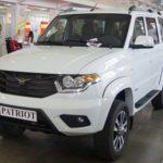 УАЗ представил обновленную версию джипа «Патриот»