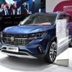 Dongfeng Motor представила свой самый роскошный кроссовер Dongfeng T7