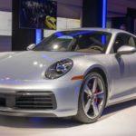 Порше представляет новый 911 восьмого поколения