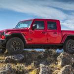 Компания Jeep представила новый пикап Gladiator