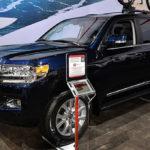 Тойота представила юбилейную версию Land Cruiser 200